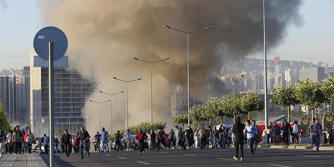 Cumhurbaşkanlığı Külliyesi önüne atılan bombada yaralanan genç şehit oldu