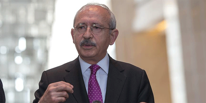 Kılıçdaroğlu'nden Başbakan'a mektup