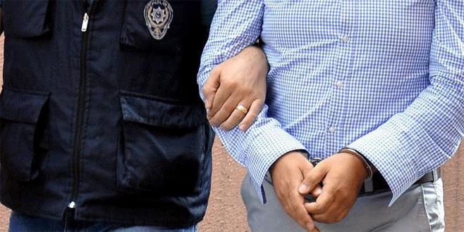 MHP'nin şikayet ettiği HSYK üyesi gözaltına alındı