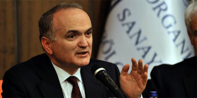 Bakan Faruk Özlü, Bursa'da sanayicilere seslendi