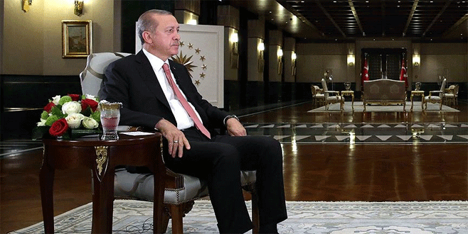 Cumhurbaşkanı Erdoğan'dan önemli istihbarat açıklaması