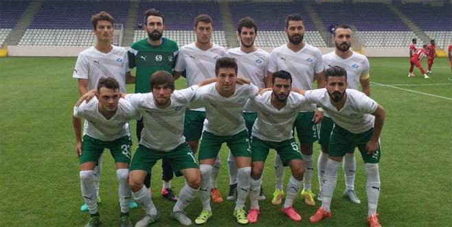 Yeşil Bursa Maltepe'ye takıldı