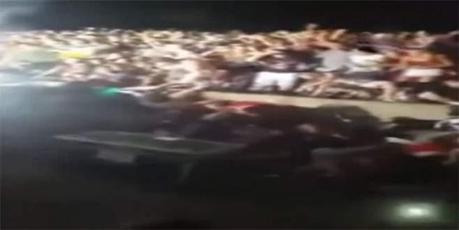 Ünlü şarkıcının konserinde 42 kişi yaralandı