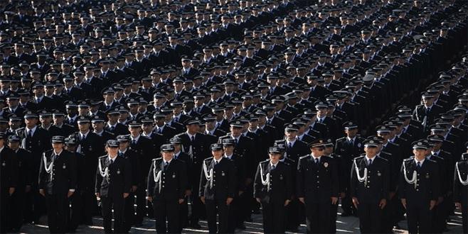 10 bin polis adayı alınacak
