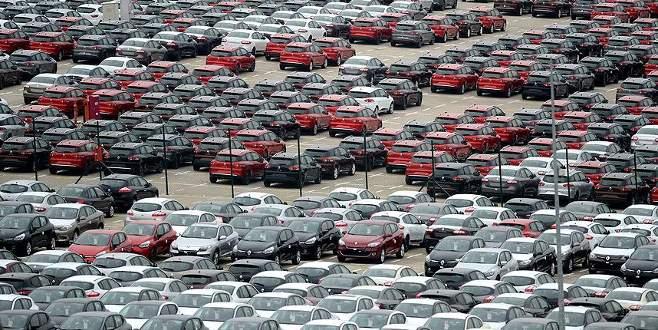 Otomotiv ihracatı yüzde 5 arttı