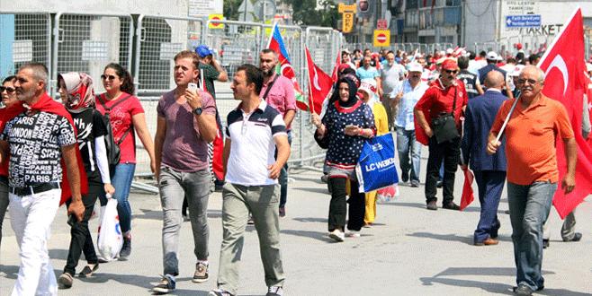 CHP'nin Yenikapı yürüyüşü iptal edildi