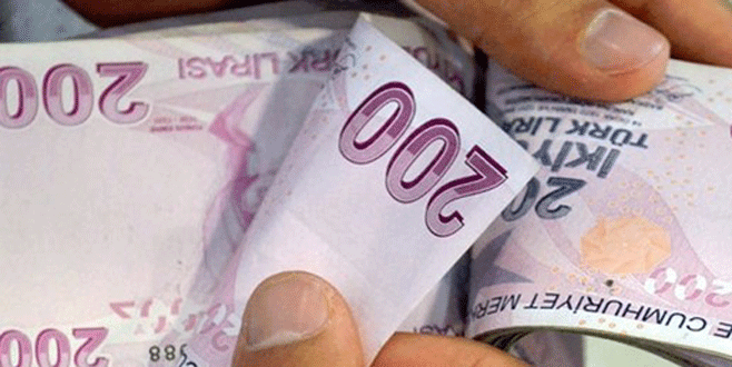 Bankalarda sahte 200 TL alarmı