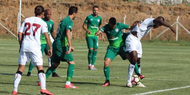 Bandırmaspor 1-0 Bursaspor