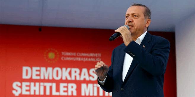 Erdoğan, nöbetin bitiş tarihini açıkladı