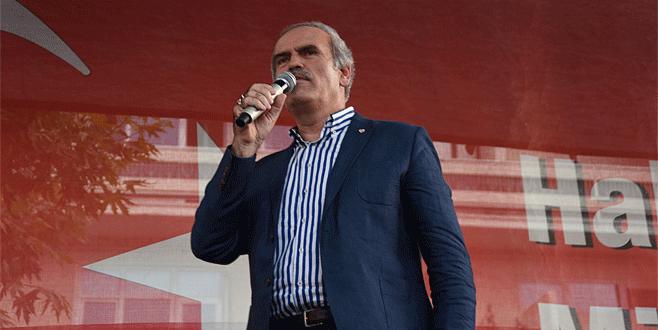 Altepe: 'Türk Milleti'nin kim olduğunu gösterdik'