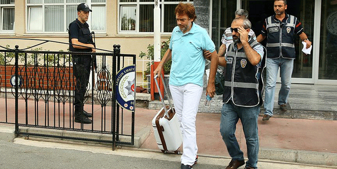 İş adamı Hüseyin Tozlu tutuklandı