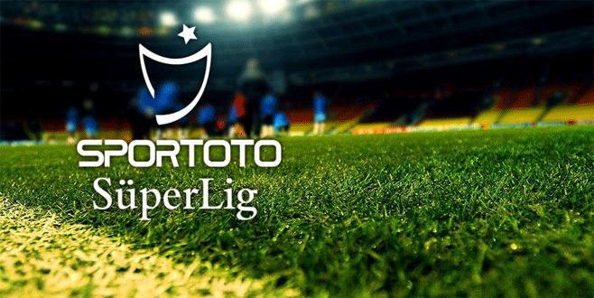 Süper Lig'de ilk 2 hafta maçlarının programı açıklandı