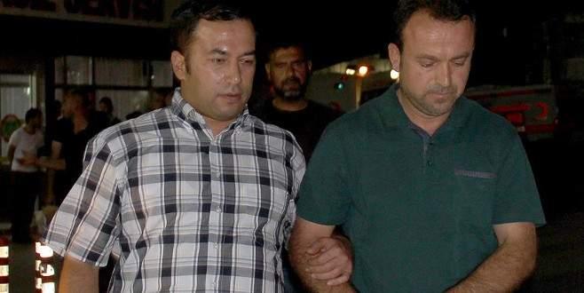 FETÖ operasyonuna katılan polis gözaltına alındı