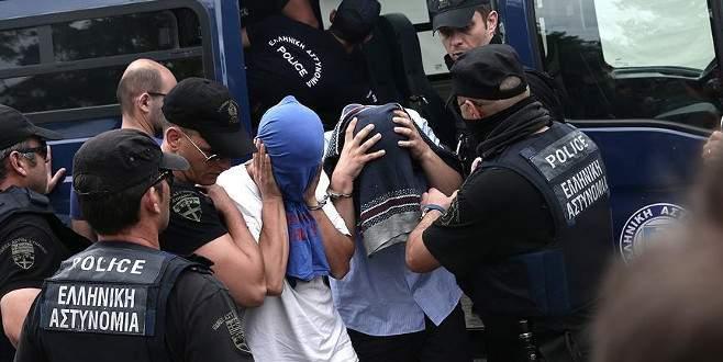Yunanistan'a kaçan darbeci askerler için iade süreci başlatıldı