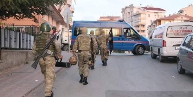 Gümüşhane'de PKK'ya ait depo ele geçirildi