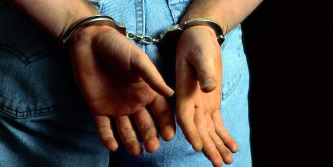 Gümüşhane'de 16 emniyet mensubu tutuklandı