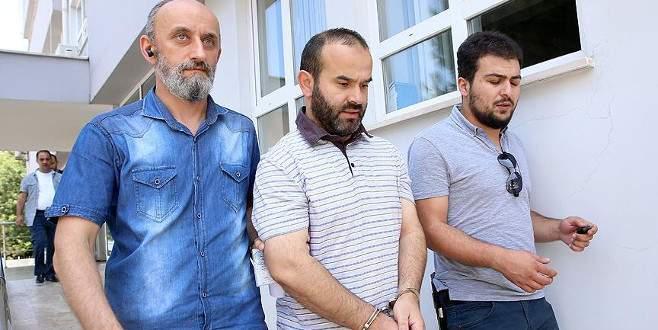 Hancı, Kocaeli F Tipi Yüksek Güvenlikli Kapalı Ceza İnfaz Kurumuna nakledildi