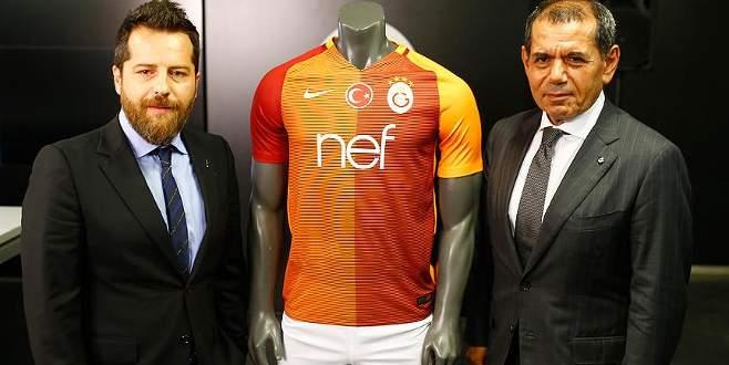 Galatasaray'a yeni forma sponsoru