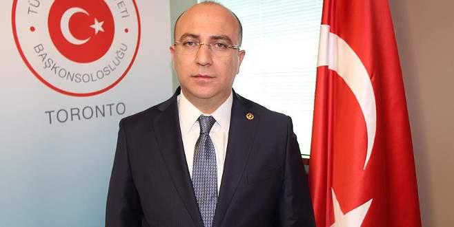 MHP İstanbul Milletvekili Yönter: Kanada'nın empati yapması gerekiyor