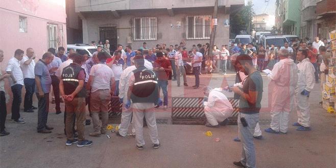 Bursa'da öfkeli koca korku saçtı!