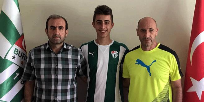 İbrahim Yiğit Bursaspor'da