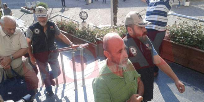 Bursa'da 22 FETÖ'cü tutuklandı!