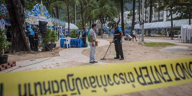 Tayland'da patlama: 3 ölü, 35 yaralı