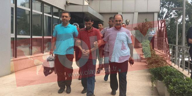 Bursa'da sahte savcılar Yan-Dol ekiplerine takıldı