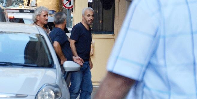 Pensilvanya üniversitesi profesörü Bursa'da tutuklandı
