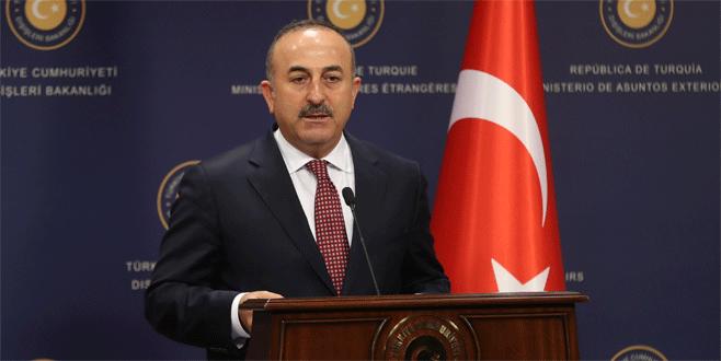Çavuşoğlu'dan Zekeriya Öz ve Adil Öksüz açıklaması
