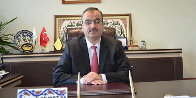 Büyükşehir Genel Sekreteri Yılmaz