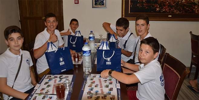 Bursa Balkanlar'dan gelen misafirlerini ağırlıyor