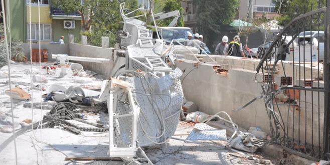 İskele faciası: 3 işçi öldü