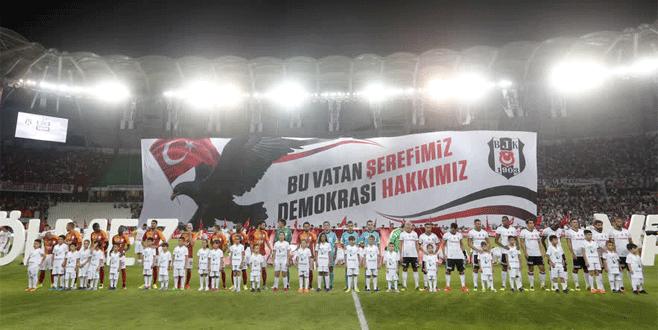 Galatasaray'dan 'maça çıkmayız' resti!