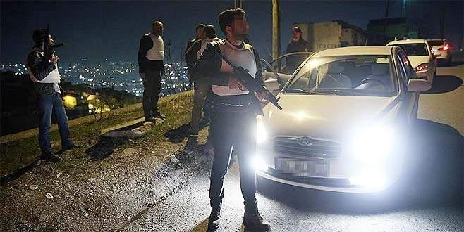 Başkentte eylem hazırlığında olan 10 kişi yakalandı