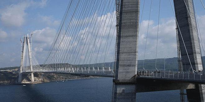 İşte 3. köprünün geçiş ücreti