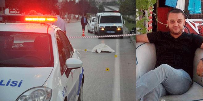 Vurulan tekel bayi işletmecisi 50 metre koştuktan sonra öldü