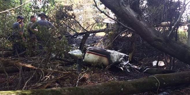 ABD'de uçak kazası: 6 kişi öldü