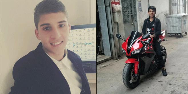 Anahtarını gizlice aldığı motosikletle kaza yaptı: 2 ölü