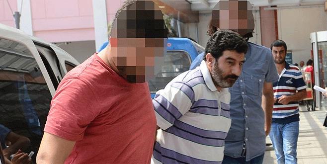 Suriye'ye kaçarken yakalanan savcı tutuklandı