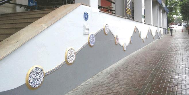 Bursa'da atıkların sanatsal dönüşümü