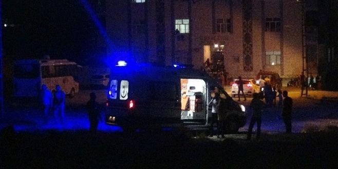 Nusaybin'de patlama: 4'ü çocuk 6 yaralı
