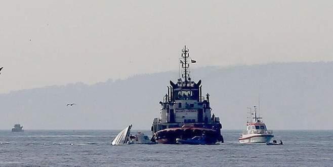 Sahil güvenlik teknesi alabora oldu: 1 şehit