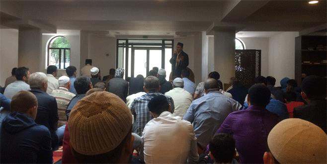 Cumhurbaşkanı'nın açacağı Beyaz Rusya'daki camide Türkçe hutbe