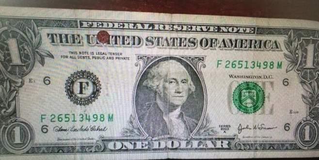 Üzerinden F serisi dolar çıkan müdür de ihraç edildi