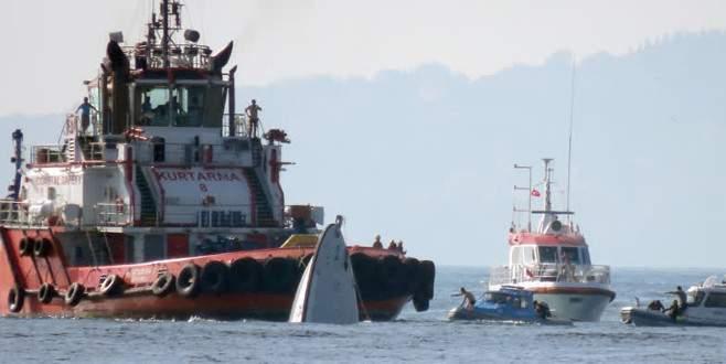 Alabora olan sahil güvenlik botunda şehit sayısı 3'e yükseldi