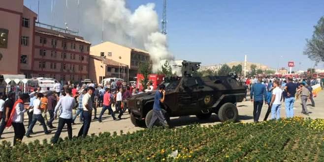Elazığ'da terör saldırısı: 3 şehit