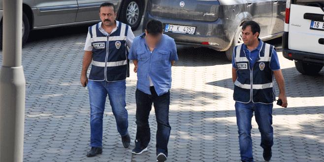 Bursa'daki şafak cinayetinde 2 tutuklama