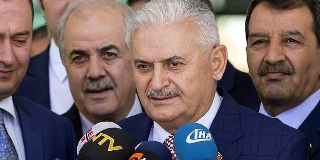 Başbakan Yıldırım Elazığ'da
