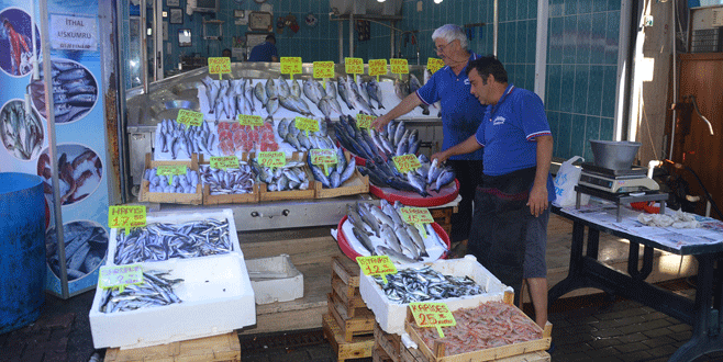 Balıkçı esnafı yasaktan memnun